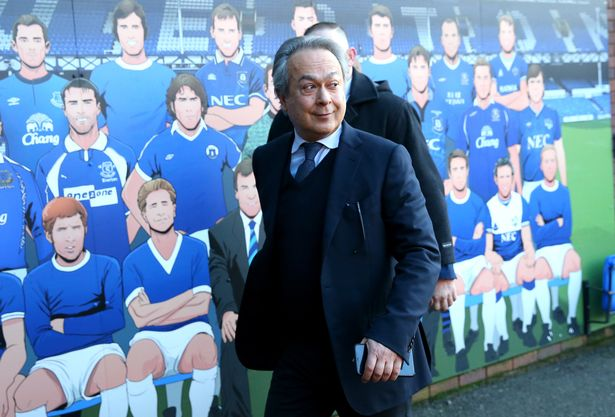 Farhad Moshiri needs a man who he can rely on to stay around for a long-term project