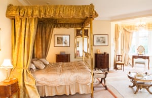 Bedroom at Dalmore House, Perth and Kinross