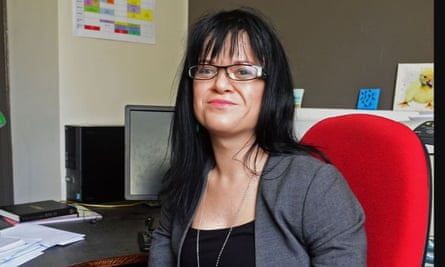 Dr Erin Pritchard … 'The children are going to have their own beliefs about dwarfism.'