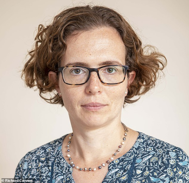 When she first fell ill with Covid,Sarah Burns, 41, a GP in Southampton, was bedbound for two to three weeks