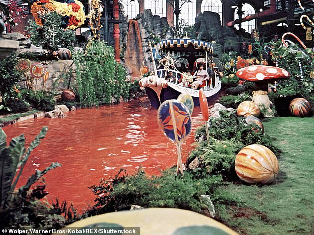 Anaudio prompt of Oompa Loompas singing their signature song was enough to trigger dreams of the chocolate factory
