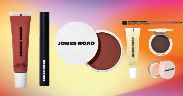 new jones road brand from Bobbi brown