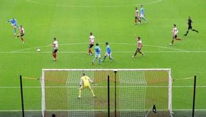 Sheffield United v Manchester City