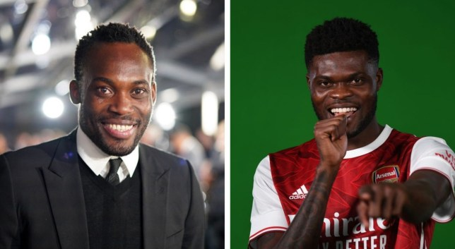 Michael Essien has rated Arsenal's decision to sign Thomas Partey