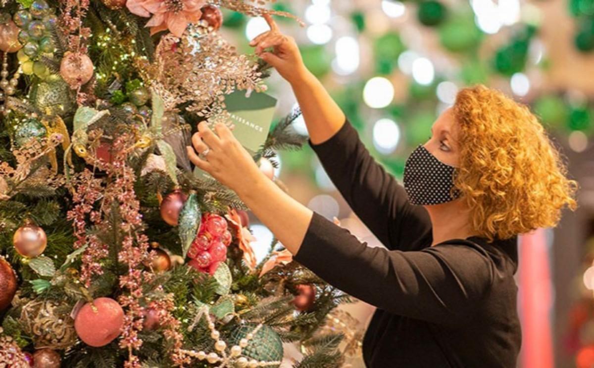 John Lewis Christmas shop sales up 63 percent on last year