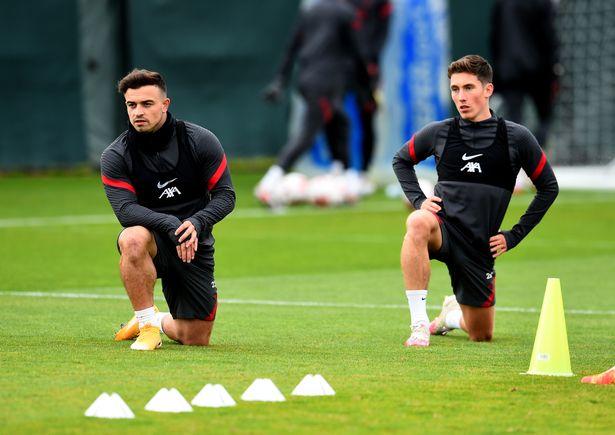 Xherdan Shaqiri and Harry Wilson could both be sold this summer