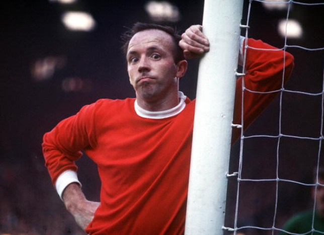 Nobby Stiles enjoyed a distinguished club career with Manchester United and won the 1966 World Cup with England
