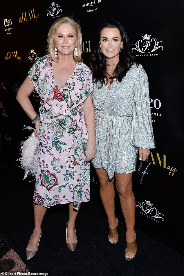 Ready for the Bravo treatment: Kathy Hilton is reportedly joining her sister Kyle Richards on The Real Housewives Of Beverly Hills. Seen in June 2019