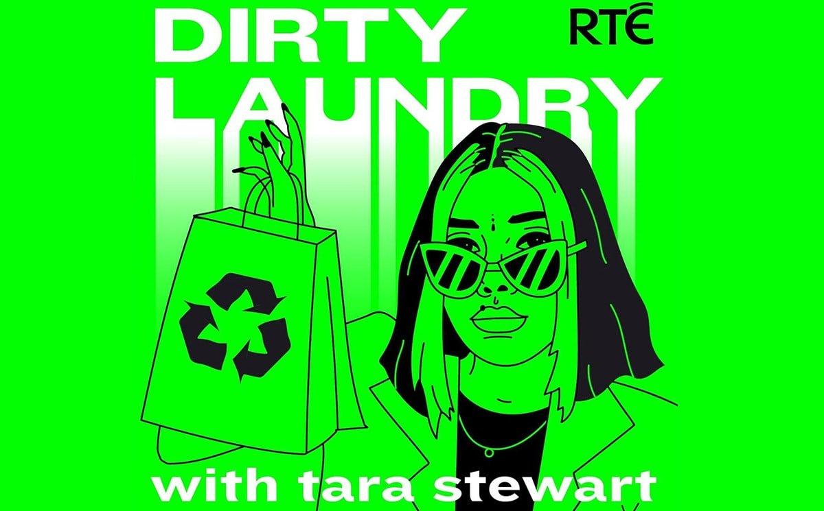 Podcast: Dirty Laundry interviews journalist Anne-Marie Tomchak