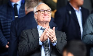 Bruce Buck, the Chelsea chairman, pictured last October.