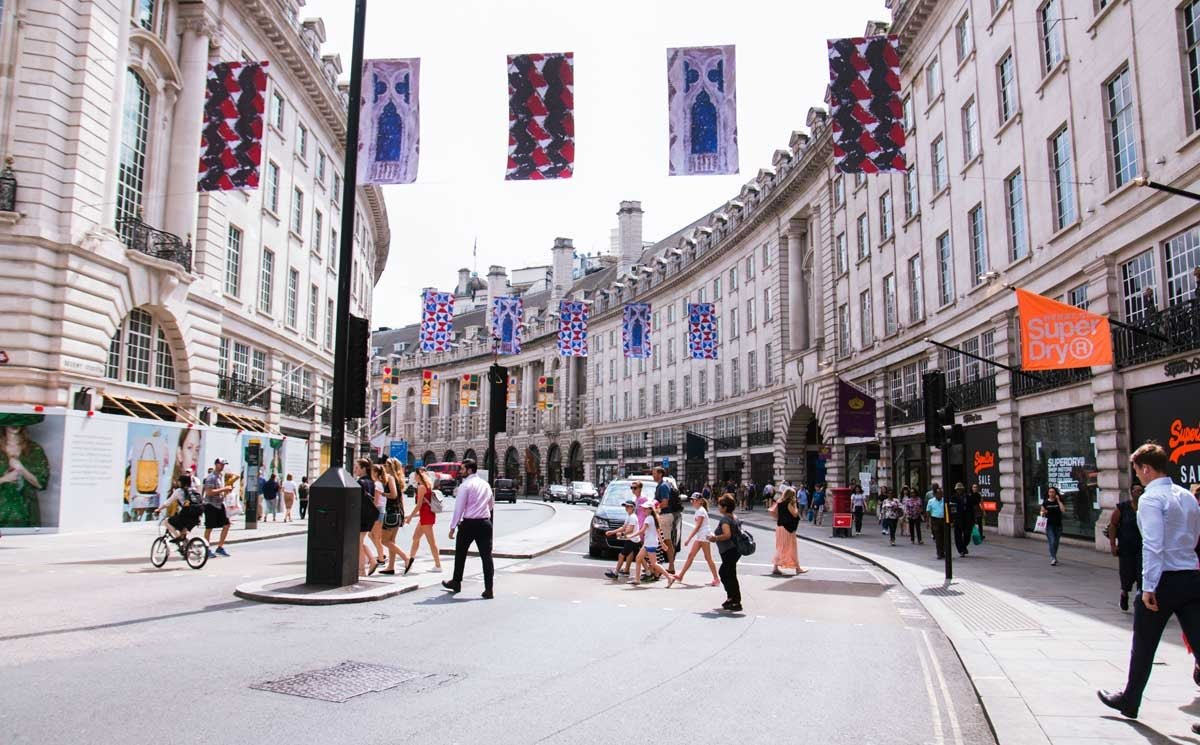 Shop prices continue to fall, but Brexit concerns mount