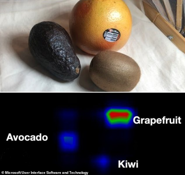 In trials, it could tell the difference between a kiwi, a grapefruit and an avocado.Grapefruits, which have a unique capacitive footprint, according to the team were recognised with an accuracy of 98 per cent