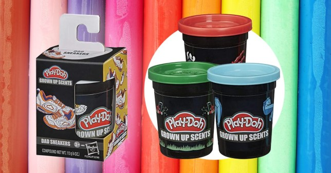 Play-doh for adults