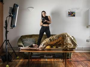 Prisca and Val Del Raval, London 2020