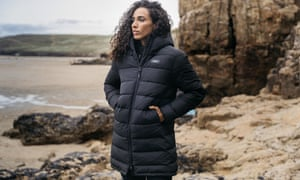 Navy Solus jacket by Finisterre, £225.