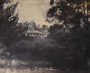 A colonial calotype