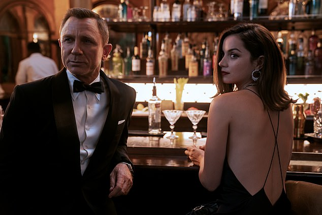 Not coming soon: MGM and Bond producer Barbara Broccoli decided to move No Time To Die from its rescheduled Thanksgiving release date to April of next year due to the ongoing pandemic. The film will be Daniel Craig's fifth and last outing as 007