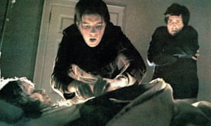 A scene from The Exorcist