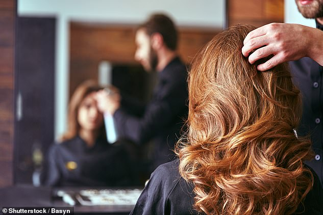 Studies have indicated that people who dye their hair regularly may have a higher risk of cancer