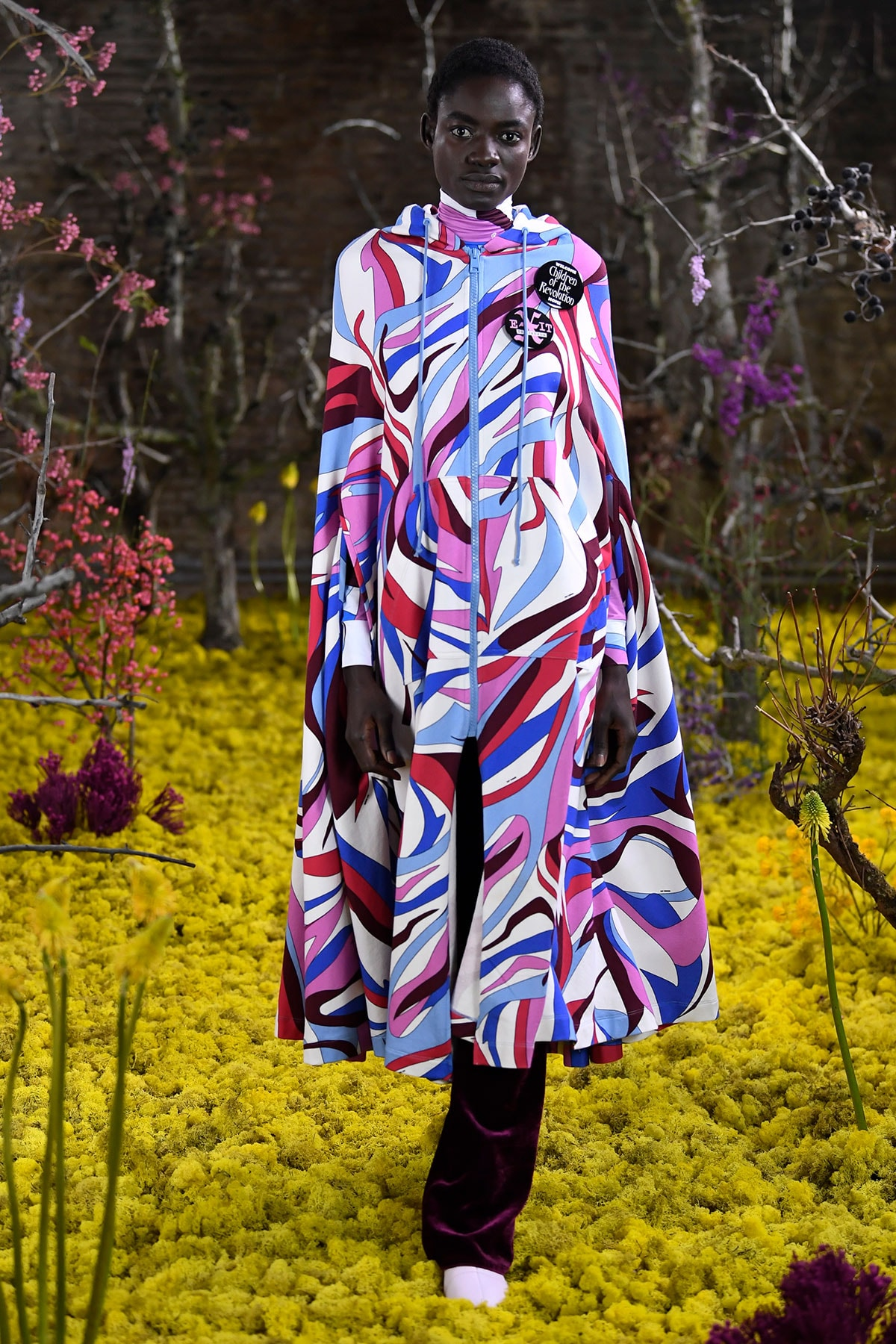 In Pictures: First women's collection at Raf Simons