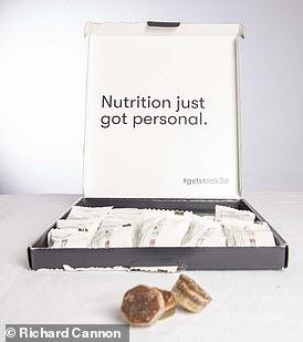 NOURISHED, £39.99 per month, get-nourished.com