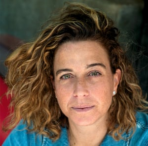 Yitzhak Rabin's granddaughter Noa Rothman, in Israel, October 2020.