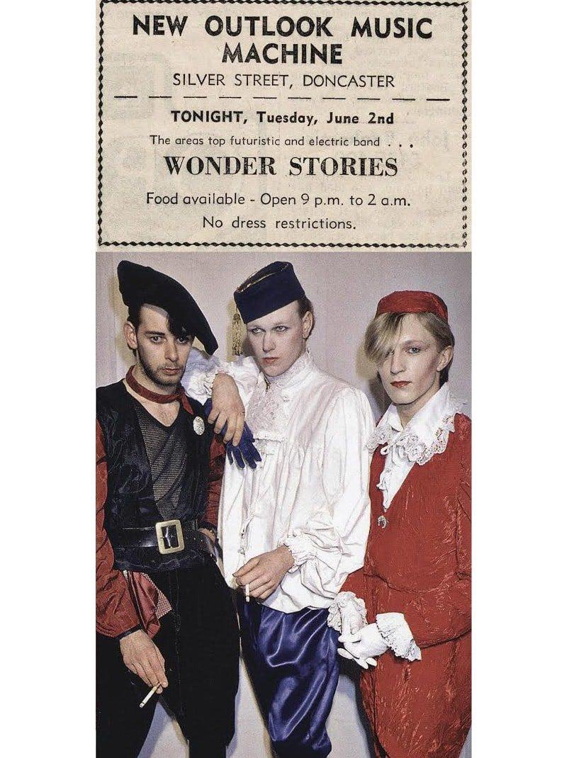 New book charts groundbreaking rise of New Romantics