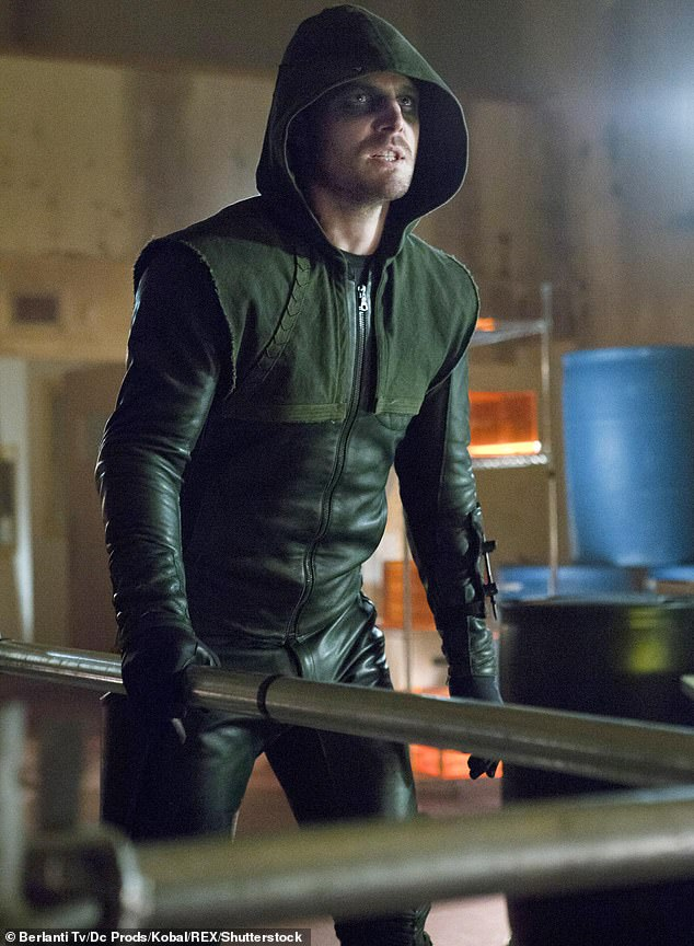 How it hit:It came on slowly. 'I woke up and it was the strangest thing. My f***ing right ear was plugged and I was hot and cold,' he said. He lost his appetite and was dizzy. The actor lost 15 pounds in three weeks. Seen on Arrow