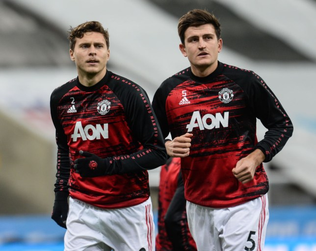 Lindelof and Maguire caught a lot of flak at the beginning of the season