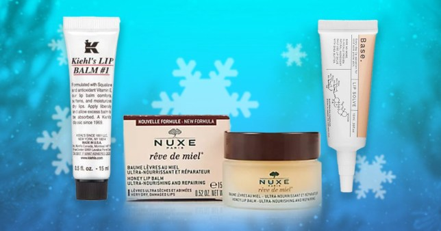 The best lip balms for cold weather