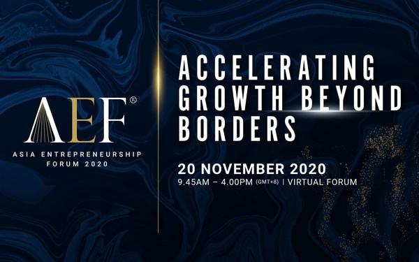 Accelerating Growth Beyond Borders with Asia Entrepreneurship Forum 2020
