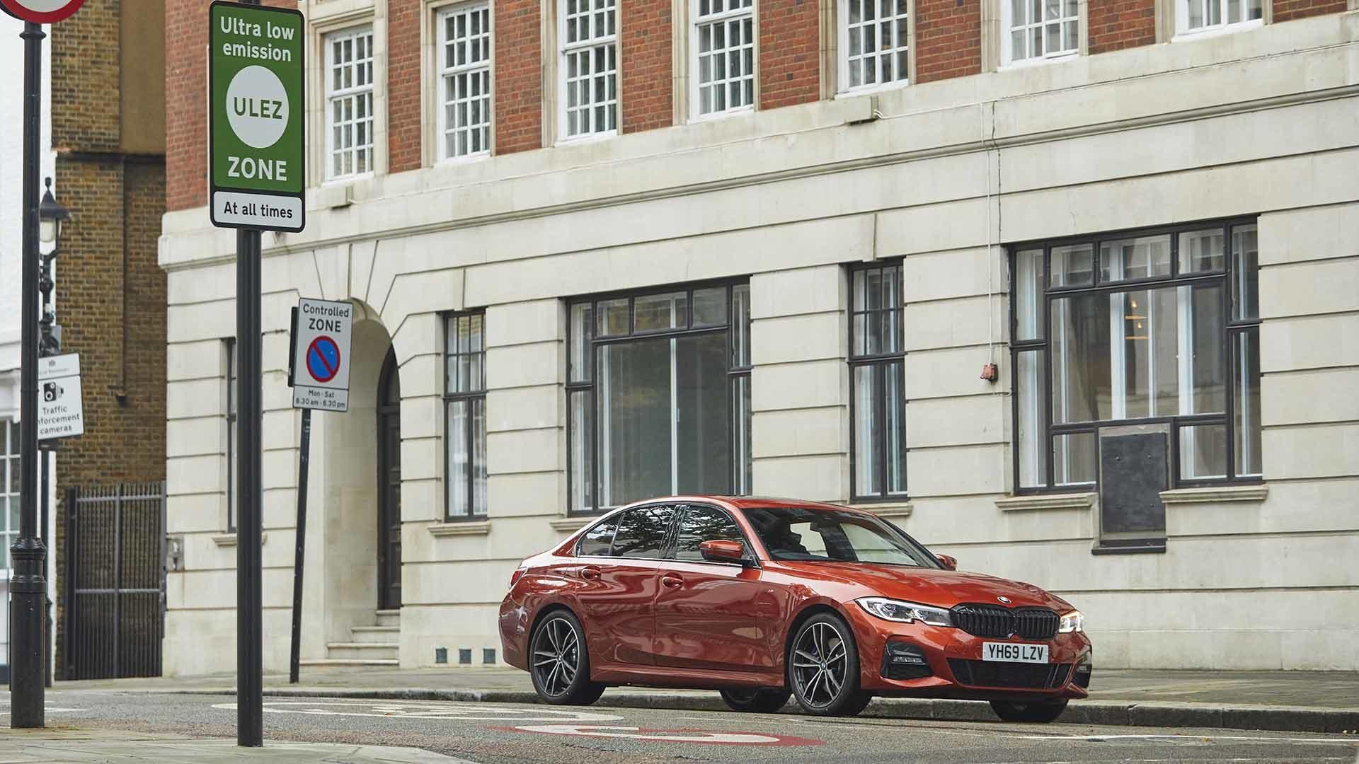 New BMW eDrive Zones