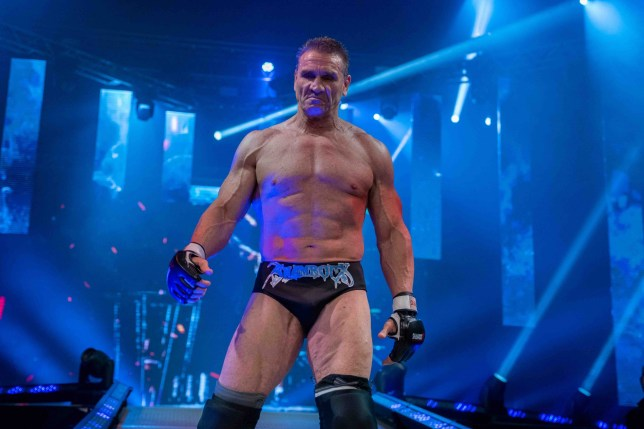 IMPACT Wrestling star Ken Shamrock