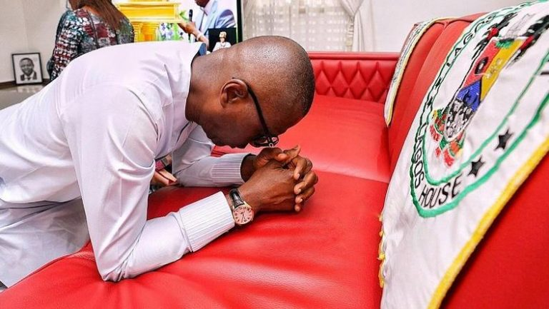 Lagos APC fumes as PDP tells Gov. Sanwo-Olu to resign if overwhelmed