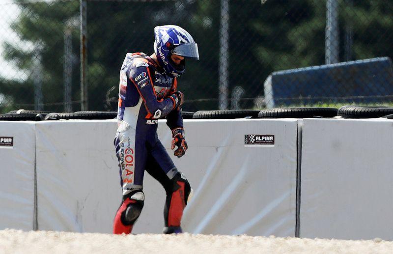 © Reuters. Czech Republic Grand Prix