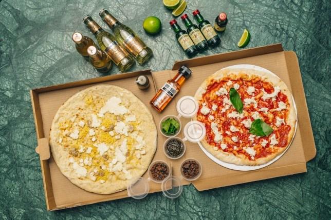 Homeslice Pizza delivery
