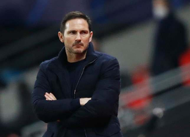 Frank Lampard has told Chelsea's players about the magnitude of their game against Tottenham
