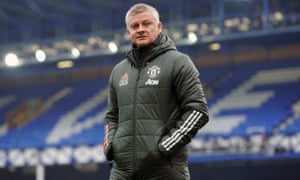 Ole Gunnar Solskjær said Manchester United were 'set up to fail' after being asked to play against Everton 48 hours after returning from Istanbul.