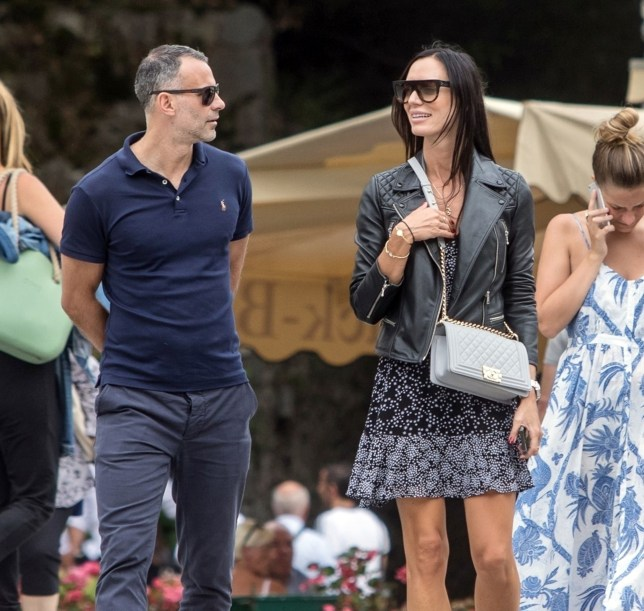 BGUK_1312828 - ** RIGHTS: ONLY UNITED KINGDOM ** Ravello, ITALY - *PREMIUM-EXCLUSIVE* - MUST CALL FOR PRICING BEFORE USAGE - NO ONLINE USAGE UNTIL 23:15PM UK TIME ON 19/8/2018 - Former Manchester United Player Welsh coach Ryan Giggs takes his new girlfriend Kate Greville to Italy! The couple looked relaxed and happy as they went sightseeing around Ravello during their break in Italy. *PICTURES TAKEN ON 15/08/2018* Pictured: Ryan Giggs - Kate Greville BACKGRID UK 19 AUGUST 2018 UK: +44 208 344 2007 / uksales@backgrid.com USA: +1 310 798 9111 / usasales@backgrid.com *UK Clients - Pictures Containing Children Please Pixelate Face Prior To Publication*