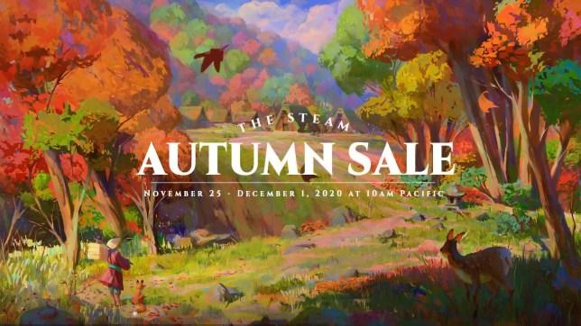 Steam Autumn Sale 2020 artwork