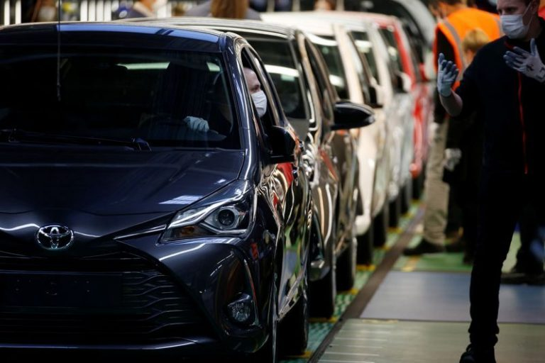 Toyota to double full-year profit forecast to more than $9.7 billion – media