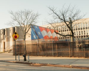 Elementary Public School 42 on Staten Island was a former polling place for yesterday's election.