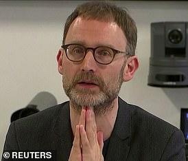 Professor Neil Ferguson, who has advised the Government on swine flu and BSE