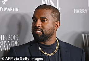 Kanye West earned two Contemporary Christian nominations for his album Jesus Is King
