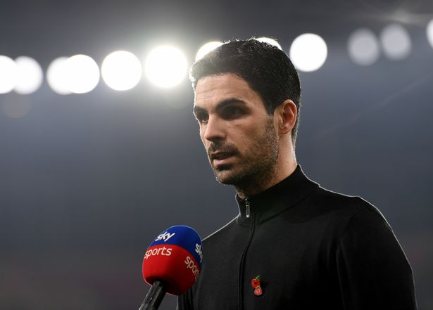 Mikel Arteta admitted Arsenal's squad needed to change after the 2020/21 season