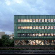 Paradise net-zerocarbon office, London, by Feilden Clegg Bradley Studios