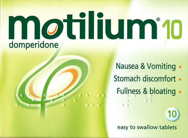 Domperidone, which is also known by the brand name Motilium,stabilises the rhythm of the electrical signals in our stomach muscles