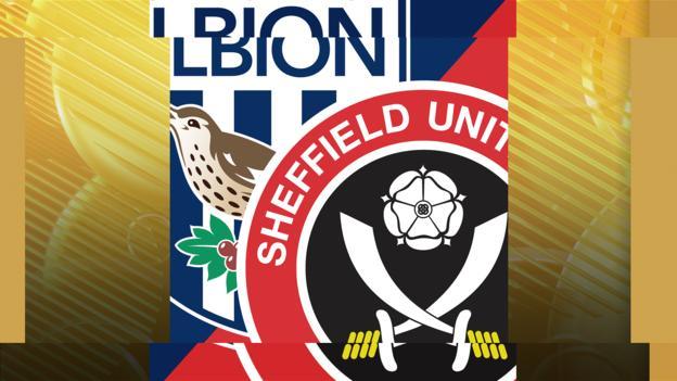 West Brom v Sheff Utd