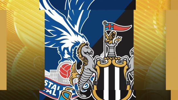 Crystal Palace v Newcastle