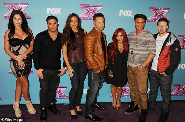 Cabs are here: Jersey Shore first aired on MTV in 2009 and aired until 2012. The show received multiple spin-offs and was revived for Family Vacations in 2018